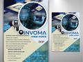 Proje#67696 - Bilişim / Yazılım / Teknoloji Gazete ve Dergi İlanı Tasarımı  -thumbnail #13
