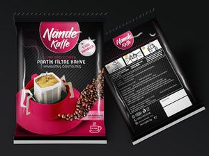 Proje#67904 - Gıda Ambalaj Üzeri Etiket - Altın Paket  #34