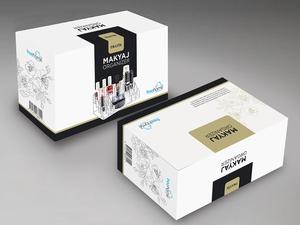 Proje#67871 - Üretim / Endüstriyel Ürünler Ambalaj Üzeri Etiket - Altın Paket  #14