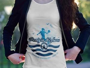 Proje#68153 - Spor / Hobi T-shirt  Tasarımı  #38