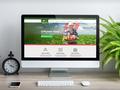 Proje#69308 - Tarım / Ziraat / Hayvancılık Statik Web Sitesi (html5+css)  -thumbnail #2