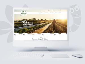 Proje#69308 - Tarım / Ziraat / Hayvancılık Statik Web Sitesi (html5+css)  #6