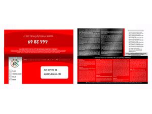 Proje#8991 - Avukatlık ve Hukuki Danışmanlık Afiş - Poster Tasarımı  #13