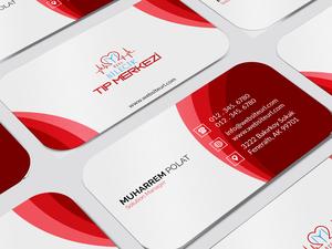 Proje#70025 - Sağlık Kartvizit Tasarımı  #37
