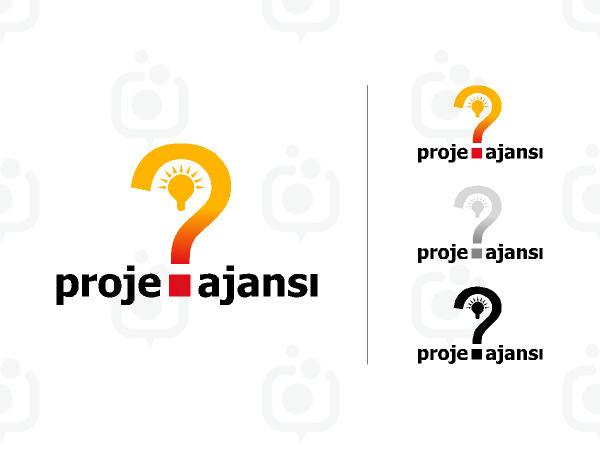 Proje ajans  logo