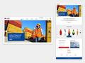 Proje#70412 - Tekstil / Giyim / Aksesuar Statik Web Sitesi (html5+css)  -thumbnail #15