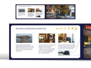 Proje#71345 - Turizm / Otelcilik Katalog Tasarımı  #42