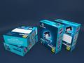 Proje#72247 - Ticaret Ambalaj Üzeri Etiket - Altın Paket  -thumbnail #3