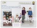 Proje#72257 - Tekstil / Giyim / Aksesuar Katalog Tasarımı  -thumbnail #35