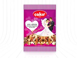 Proje#73070 - Gıda Ambalaj Üzeri Etiket - Altın Paket  #31