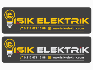 Proje#73630 - Elektronik Logo Tasarımı - Kampanya Paket  #36