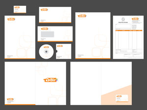 Proje#75230 - Basın / Yayın Kurumsal Kimlik Tasarımı - Platin Paket  #81
