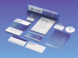 Proje#76395 - Bilişim / Yazılım / Teknoloji Kurumsal Kimlik Tasarımı - Altın Paket  #114