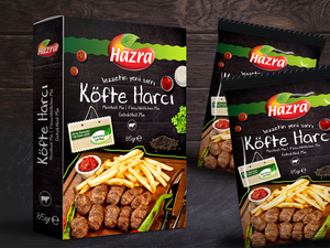 Proje#79163 - Gıda Ambalaj Üzeri Etiket - Altın Paket  #1