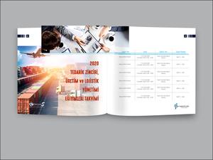 Proje#79531 - Eğitim Katalog Tasarımı  #30