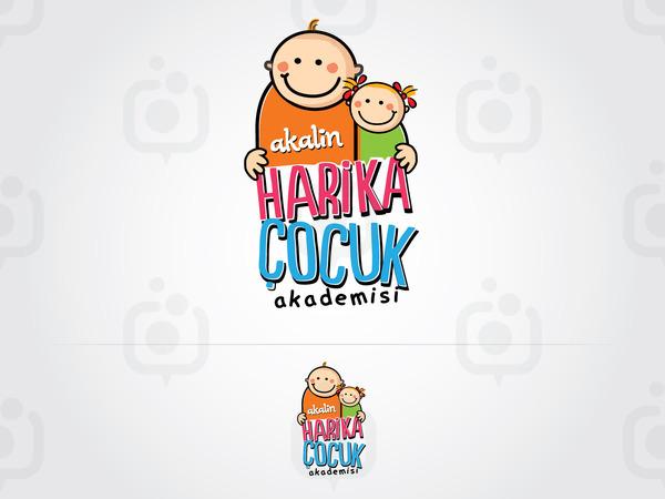 Harika cocuk akademisi logo 05