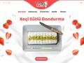 Proje#80396 - Gıda Web Sitesi Tasarımı (psd)  -thumbnail #25
