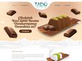 Proje#80396 - Gıda Web Sitesi Tasarımı (psd)  -thumbnail #39