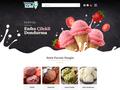 Proje#80396 - Gıda Web Sitesi Tasarımı (psd)  -thumbnail #41