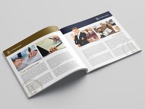 Proje#80480 - Avukatlık ve Hukuki Danışmanlık Katalog Tasarımı  #21