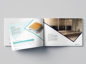 Proje#82606 - İnşaat / Yapı / Emlak Danışmanlığı Katalog Tasarımı  #5