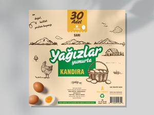 Proje#82994 - Gıda Ambalaj Üzeri Etiket - Altın Paket  #99