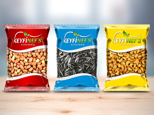 Proje#83266 - Gıda Ambalaj Üzeri Etiket - Altın Paket  #49