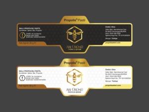 Proje#84901 - Gıda Ambalaj Üzeri Etiket - Altın Paket  #70