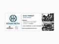 Proje#85643 - Üretim / Endüstriyel Ürünler e-posta Şablonu Tasarımı  -thumbnail #6