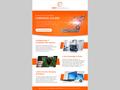 Proje#85698 - Bilişim / Yazılım / Teknoloji e-posta Şablonu Tasarımı  -thumbnail #5