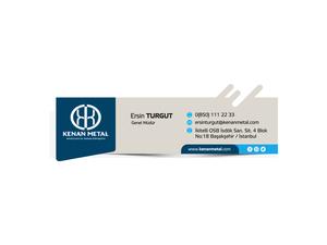Proje#85643 - Üretim / Endüstriyel Ürünler e-posta Şablonu Tasarımı  #12