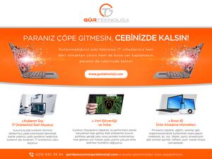 Proje#85698 - Bilişim / Yazılım / Teknoloji e-posta Şablonu Tasarımı  #11