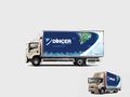 Proje#86186 - Lojistik / Taşımacılık / Nakliyat Araç Üstü Grafik Tasarımı  -thumbnail #45
