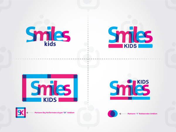 Smiles kids logo03