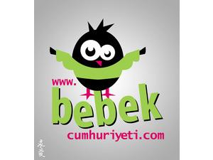 Bebek cumhuriyeti logo