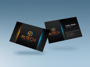 Proje#89942 - Hizmet Logo ve Kartvizit Tasarımı - Avantajlı Paket  #143