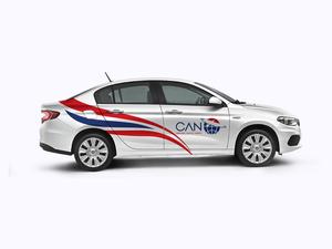 Proje#90165 - Lojistik / Taşımacılık / Nakliyat Araç Üstü Grafik Tasarımı  #35