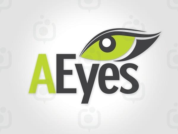 Aeyes logo 3