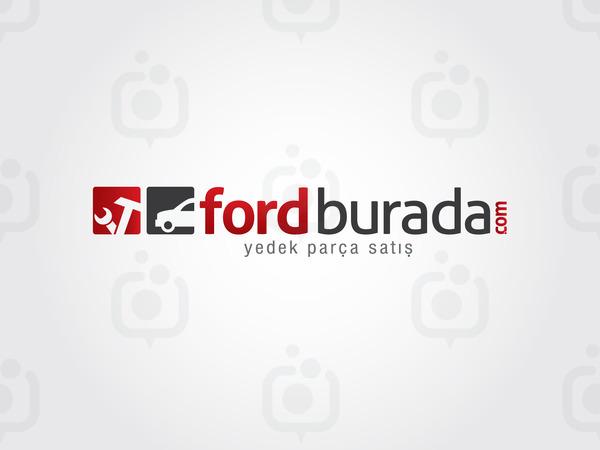 Ford burada logo03
