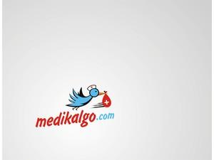 Proje#2054 - e-ticaret / Dijital Platform / Blog, Sağlık Logo tasarımı  #128