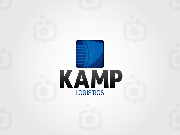 Kamp logistics logo