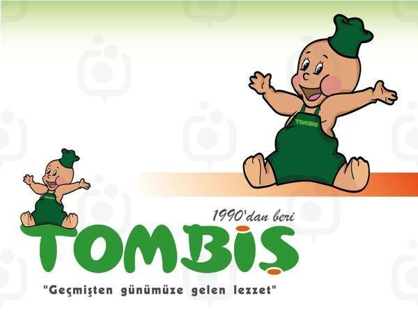 Tombis maskot 02