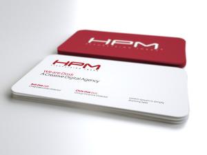 Hpm business card