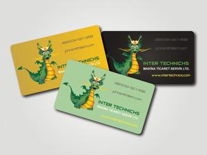 Makine ticaret firması için kurumsal kimlik  projesini kazanan tasarım