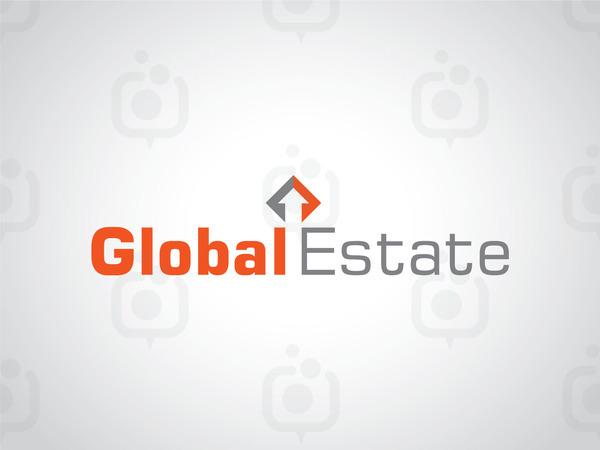 Global estate logo