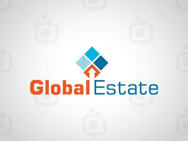 Global estate logo 1