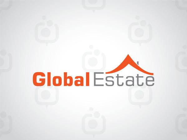 Global estate logo 3