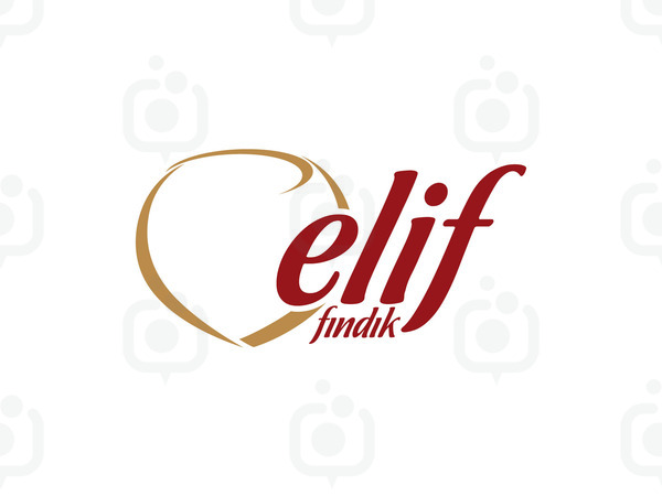 Elif findik logo
