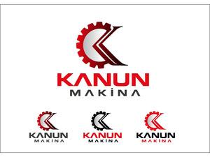 Kanun Makina Logo Tasarımı projesini kazanan tasarım