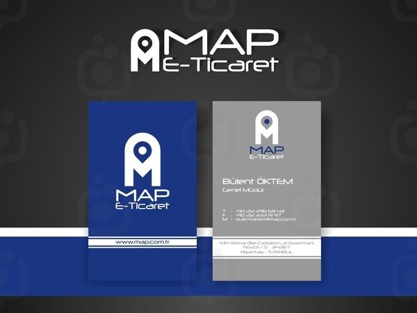 Map kartvizit